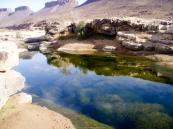 Gueltas del Jbel Bani - Sáhara (Marruecos)