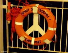 Ferry Spirit Of Tasmania