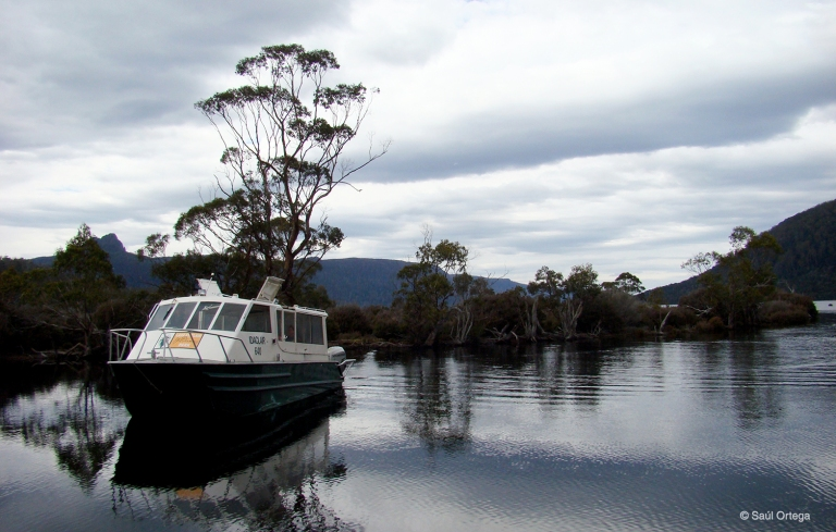 Lago St. Claire - Overland Track (Tasmania)