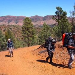 Armando, Mila y Saúl - Heysen Trail (Australia)