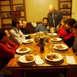 El comando de cena - Kangaroo Island (Australia)