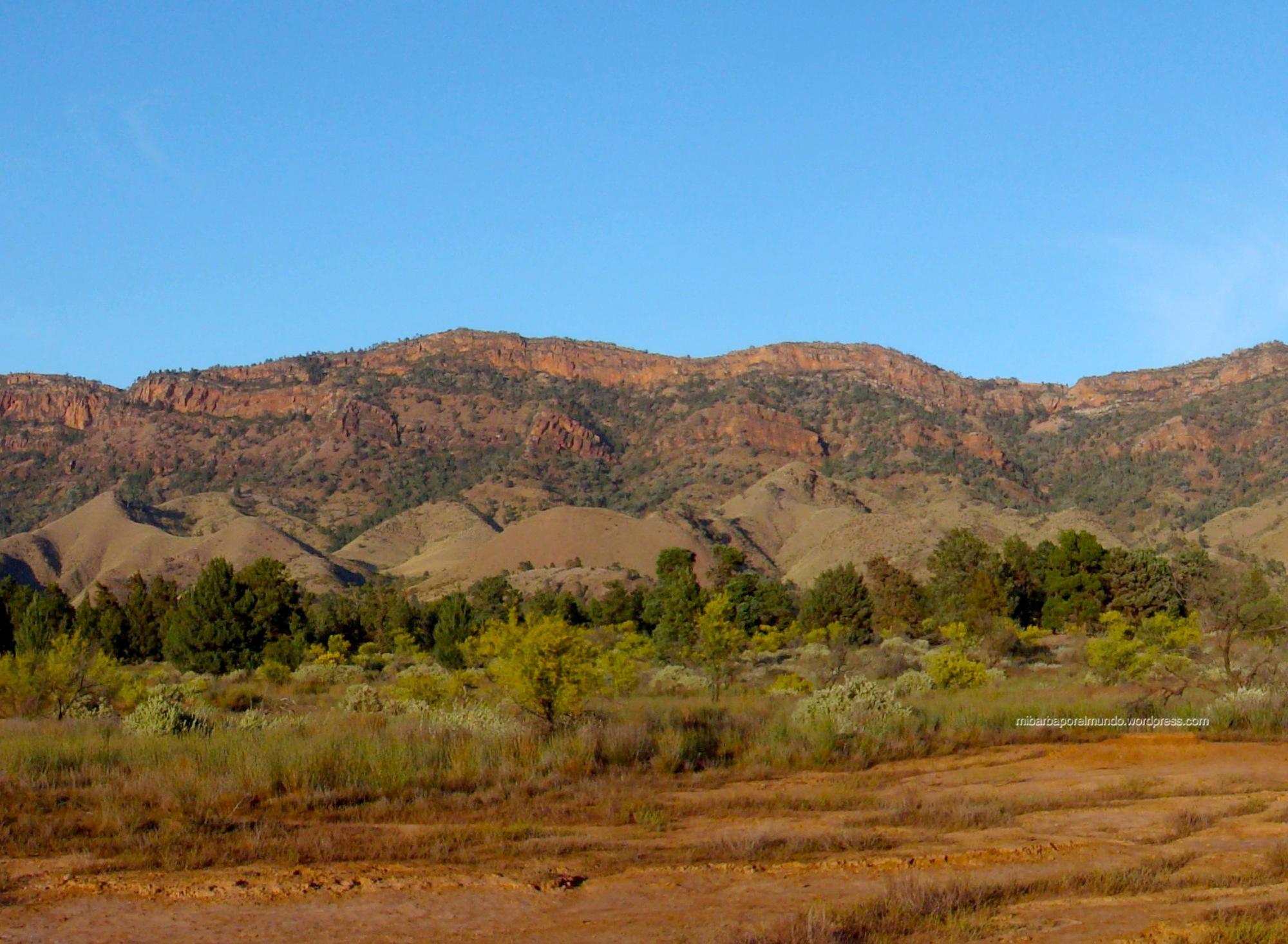 Heysen Trail - Outback
