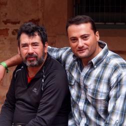 Jaime Barrallo y Diego - Wilpena Pound (Australia)