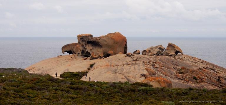 Remarkable Rocks - Kangaroo Island (Australia)