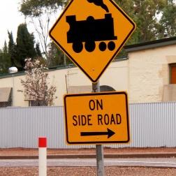 Señal de tráfico (Australia)