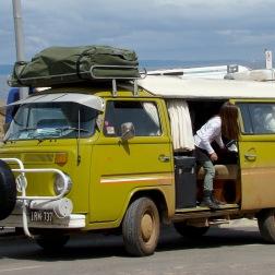 Volkswagen T2 - Cape Jervis (Australia)