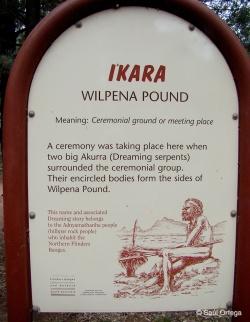 Wilpena Pound Panel (Australia)