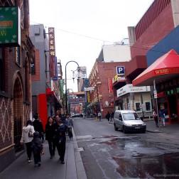 Calles de Melbourne - Australia
