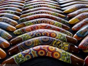 Decoración aborigen (Australia)