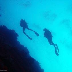 El comando buceando - Great Barrier Reef (Australia)