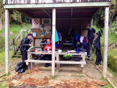 Whanganui River Camp - New Zealand