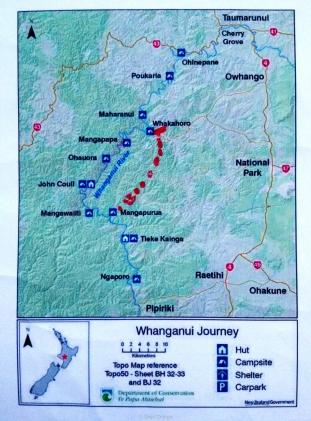 Whanganui River Kayak - New Zealand