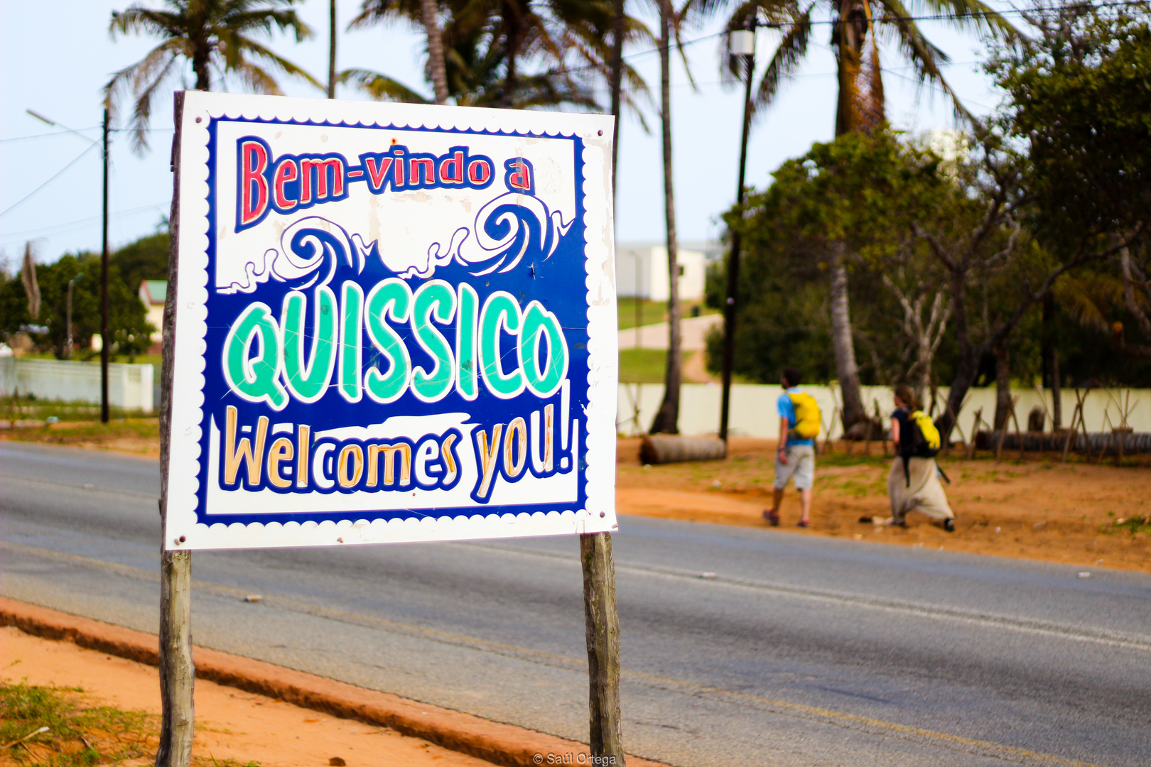 Bienvenidos a Quissico (Mozambique)