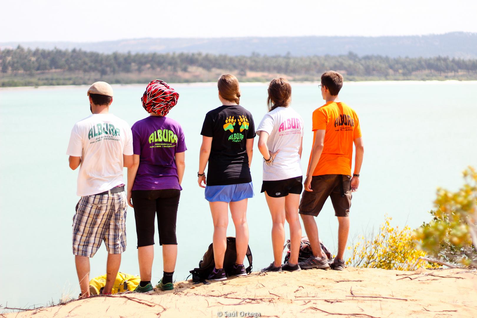 Albura's power! - Lago Quissico (Mozambique)
