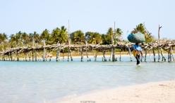 Cruzando con carga (Mozambique)