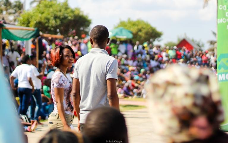 Festival de Timbila - Quissico (Mozambique)