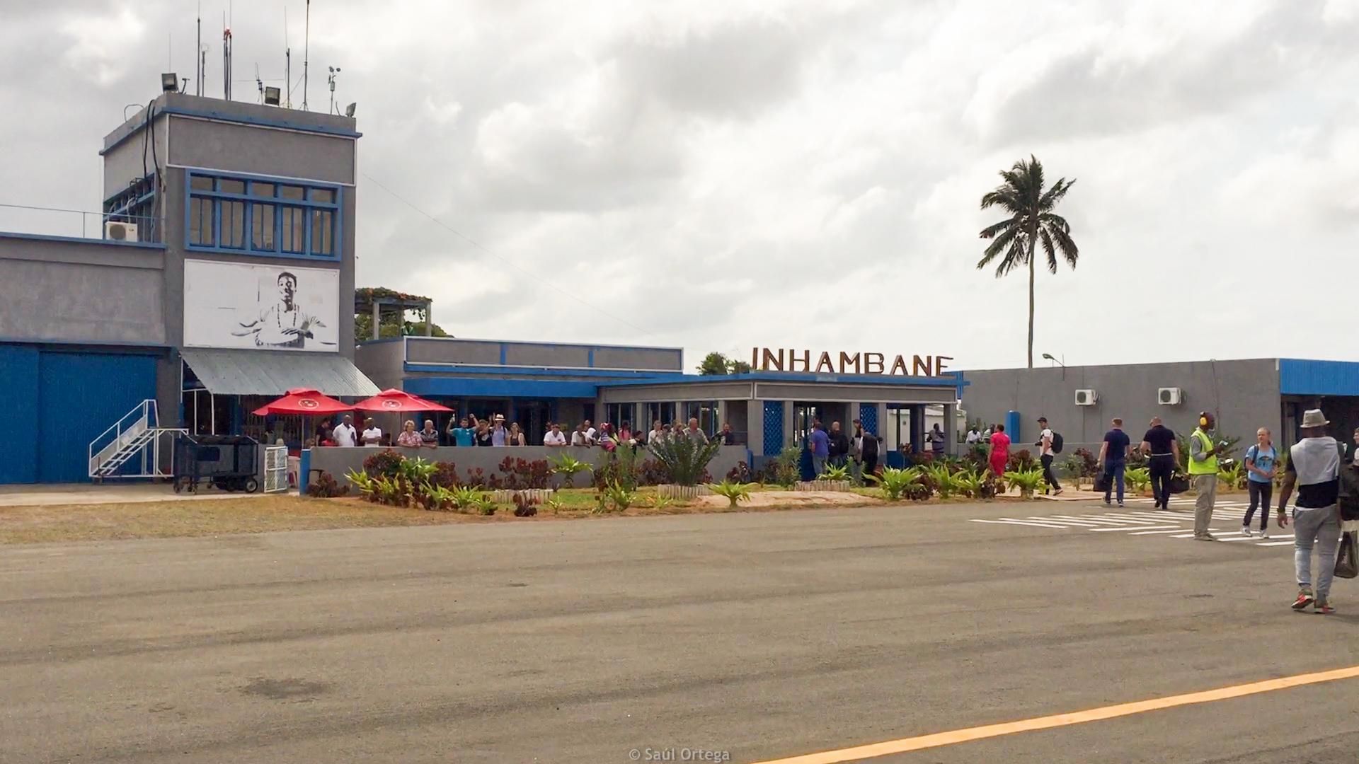 Aeropuerto de Inhambane