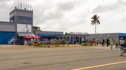 Aeropuerto de Inhambane - Mozambique