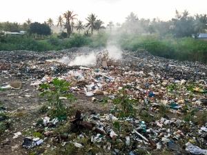 ALMA reciclaje de basuras (Mozambique)