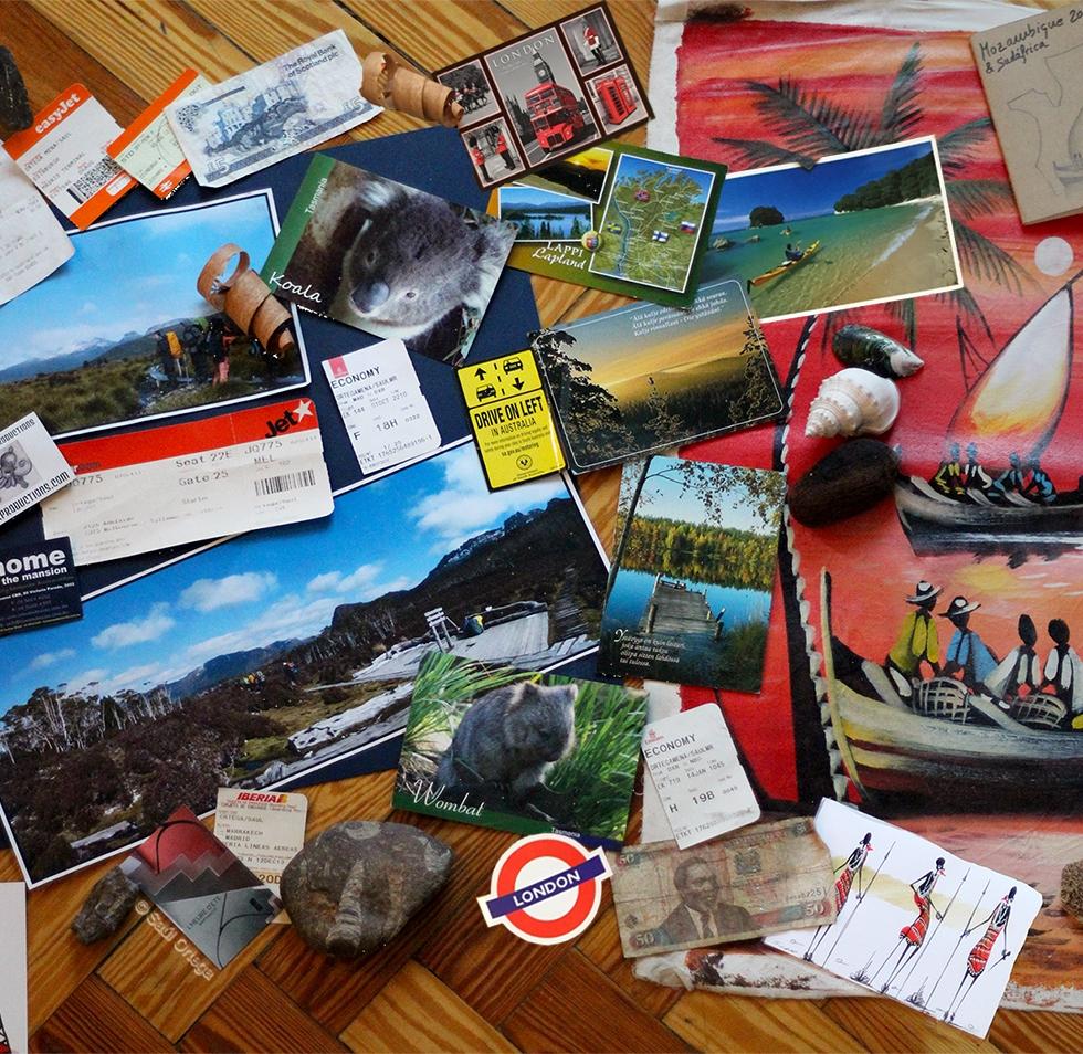 Tesoros de mis viajes