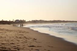 Playa de Tofo - Mozambique