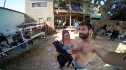 Buceando en Tofo - Mozambique