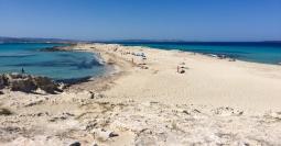 Plalla de Illetes (Formentera)