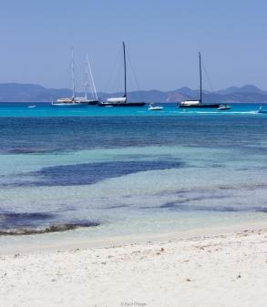 Playa de Cavall d'en Borràs (Formentera)