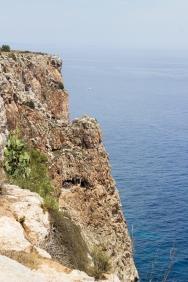 Acantilados - Cap de la Mola (Formentera)