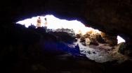 Cova Foradada - Cap de Barbaria (Formentera)