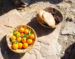 Aperitivos en el desierto