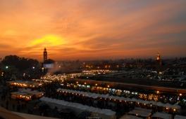 Marraketch (Marruecos)