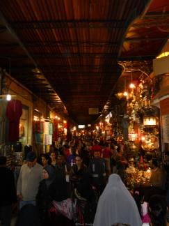 Bazar de Marraketch (Marruecos)