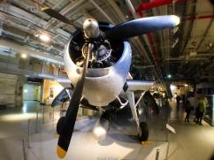 Avión en el Intrepid Museum - Nueva York