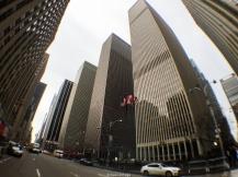 Torres de oficinas en Manhattan