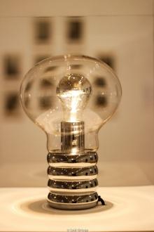 Bombilla en el MoMA de Nueva York