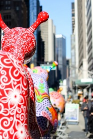 Arte moderno por las calles de Manhattan