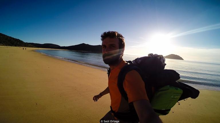 Amanece en Nueva Zelanda y ya estamos en marcha! - Abel Tasman National Park - New Zealand