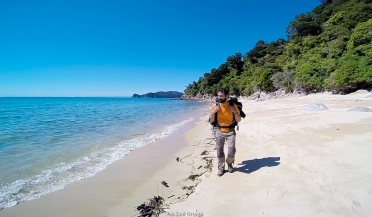 Abel Tasman coastal Track - New Zealand
