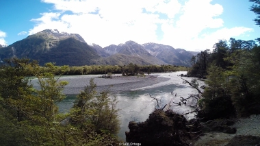 Hollyford Track - New Zealand
