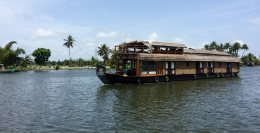 House Boat - Alapuza - India