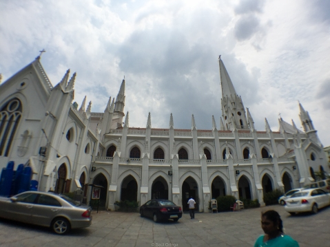 Iglesia de San Francisco - Kochi - India