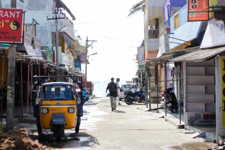 Calles de Mamallapuram - India