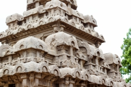 Pancha Rathas - Mamallapuram (Mahabalipuram) - India