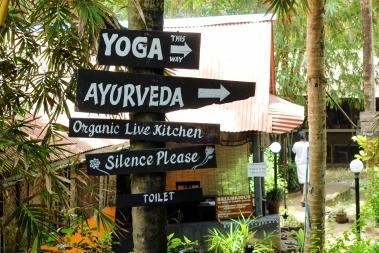 Centros de Yoga en Kerala - India