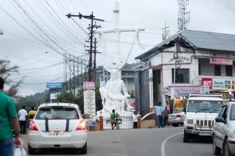 Templos cristianos en Kerala - India