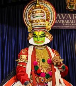 Navarasa en Thekkady - Kerala - India