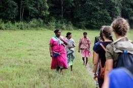 Ruta por el corazón del Parque Periyar - Kerala - India