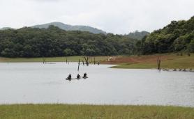 Parque nacional Periyar - Kerala - India