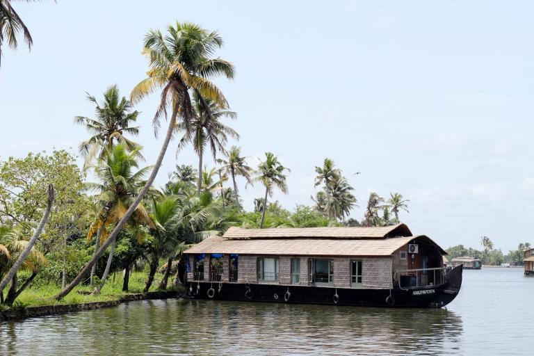 House boat, verdaderas casas flotantes en Alapuza - Kerala - India